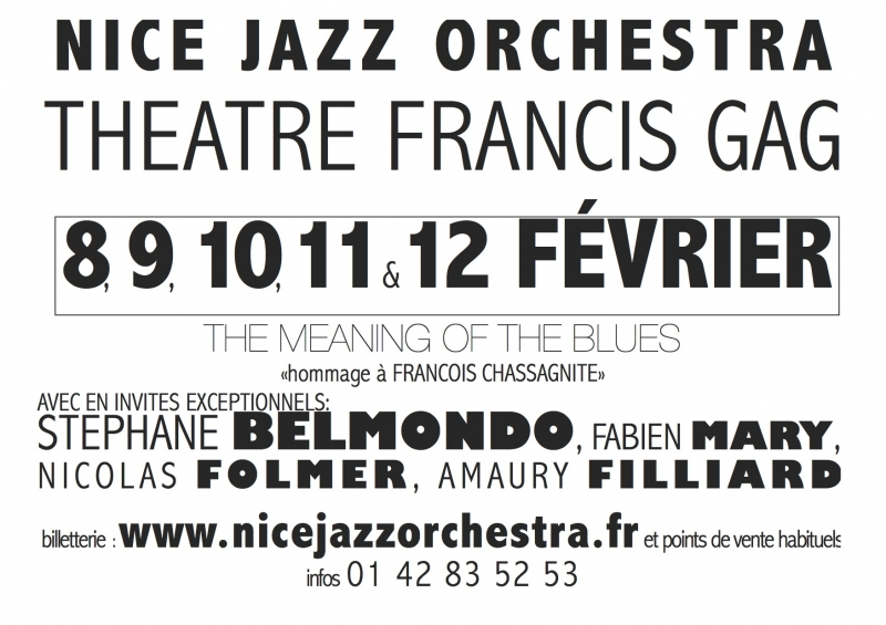 Théâtre Francis Gag 2012