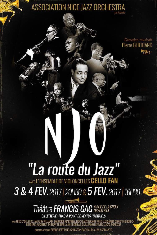 La route du Jazz 2017