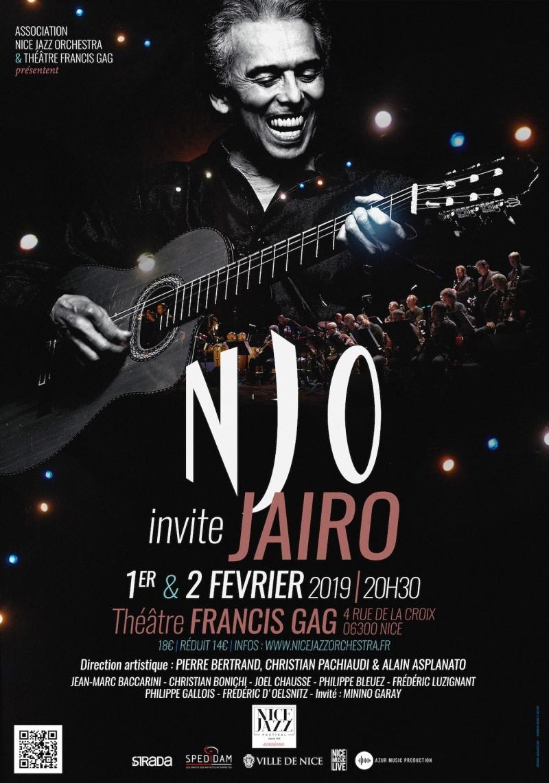 NJO invite Jairo 2019