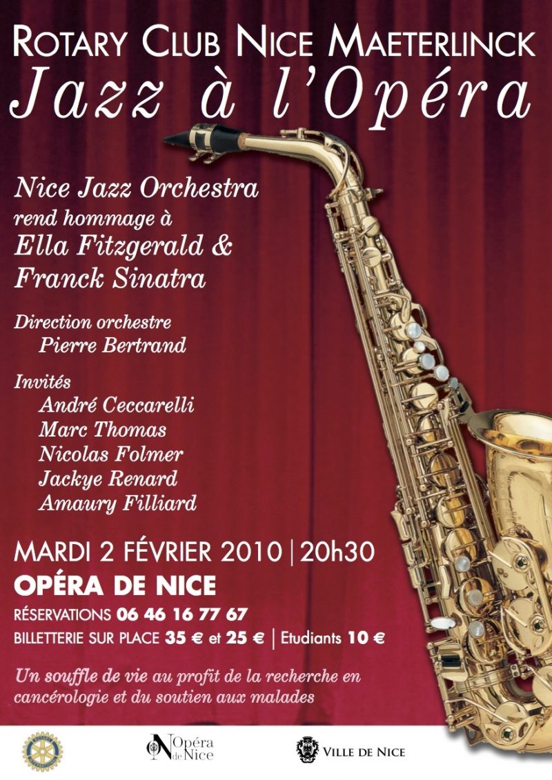 Jazz à l'Opéra 2010