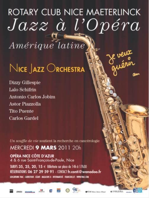 Jazz à l'Opéra 2011