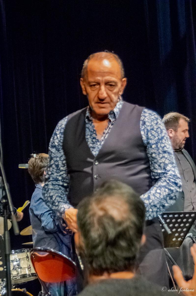 FUNNY 60's feat Walter Ricci NJO fev 2020