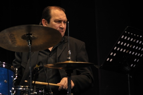 Invité Nicolas Folmer, Nice 2012