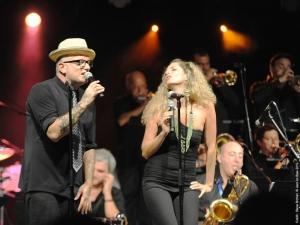 Jazz en Baie 2013, invité Sansévérino