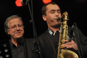 """Jazz Master"" invité Stephane Belmondo"