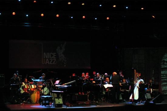 Nice Jazz Festival 2011 avec Michel Legrand